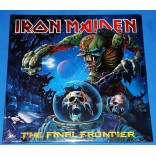 Iron Maiden - The Final Frontier - Lp Duplo - 2017 - EU - Lacrado